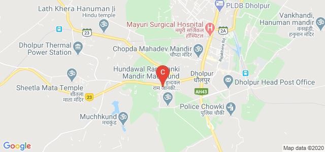 S.N College of science, Ayodhya Kunj, Dholpur, Rajasthan, India