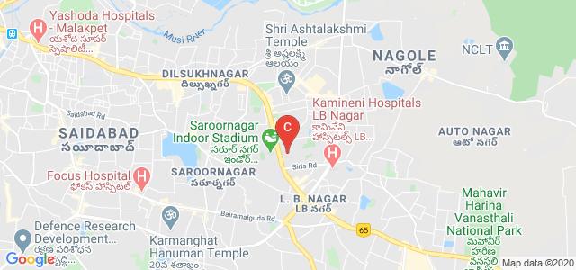 Mahatma Gandhi Law College, NTR Nagar, L. B. Nagar, Hyderabad, Telangana, India