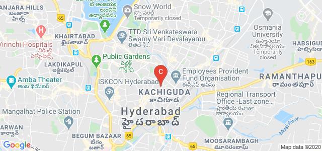 Nrupatunga Degree & PG College, Bagh Lingampalli, Kachiguda, Hyderabad, Telangana, India
