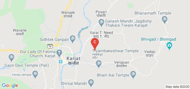 Konkan Gyanpeeth Karjat College of Arts, Science and Commerce, ladiwali Village, Ladivali, Maharashtra, India