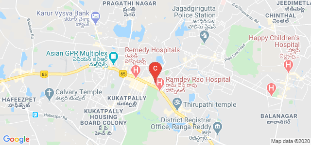 MNR Degree College, A.S.Raju Nagar, Vivekananda Nagar, Kukatpally, Hyderabad, Telangana, India