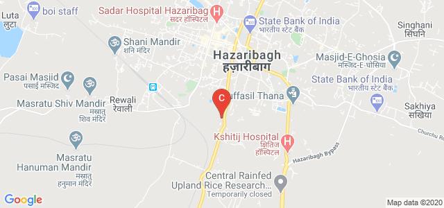 Markham college of commerce, markham college, Yashwant Nagar, Hazaribagh, Jharkhand, India