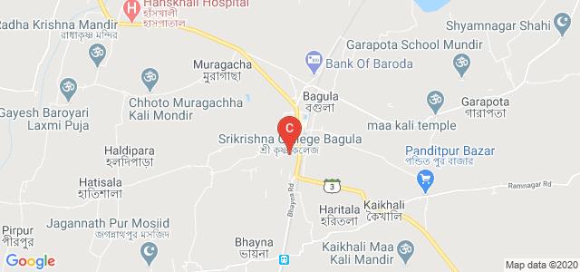 Sri Krishna College, Collegepara, Bagula, West Bengal, India