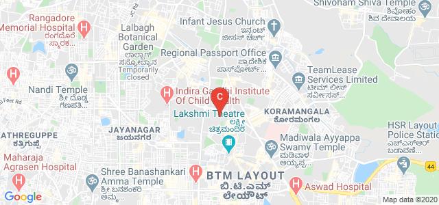 Christ University, Hosur Main Road, Bhavani Nagar, Suddagunte Palya, Bangalore, Karnataka, India