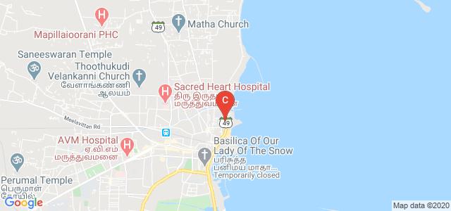 St. Mary's College, ECR Road (SH-49), Cruz Puram, Thoothukudi, Tamil Nadu, India