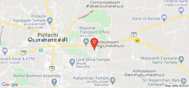 Dr. Mahalingam College of Engineering and Technology, Udumalai Road, Annamalai Nagar, Makkinampatti, Pollachi, Tamil Nadu, India