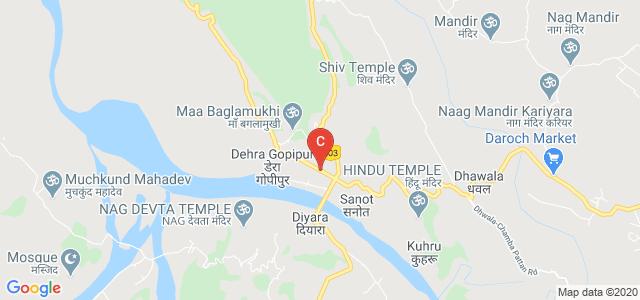 Dehra Road, Dehra Gopipur, Himachal Pradesh 177101, India