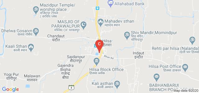 S.U.College, Hilsa, Bihar, India