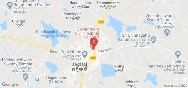 NSV Degree College ,Jagityal, Puranipet, Jagtial, Telangana, India