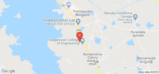 SHALINI COLLEGE OF EDUCATION, JITS Road, Timmapuram, Karimnagar, Telangana, India