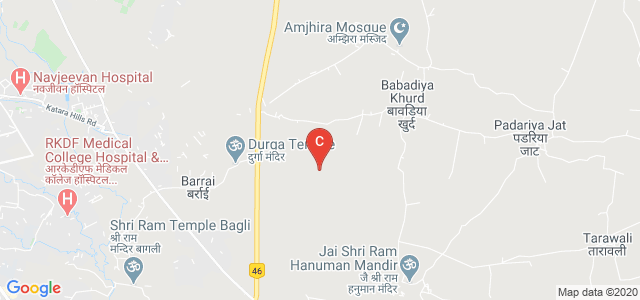 SAGE UNIVERSITY, Bhopal, Madhya Pradesh, India