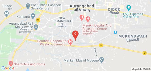 Madhuban Housing Society, Gadia Vihar, Aurangabad, Maharashtra 431005, India