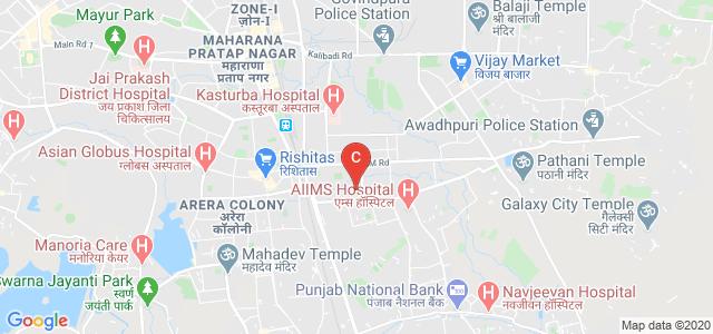 Habib Ganj, Bhopal, Madhya Pradesh, India