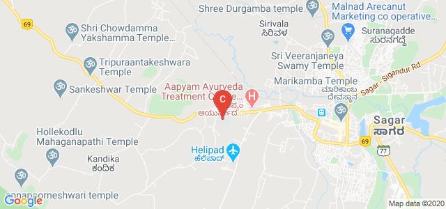 Lal Bahadur Arts, Science and S B Solabanna Shetty Commere College, Sagara, Sagar, Karnataka, India