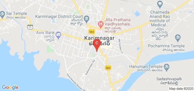 KIMS COLLEGE OF HOTEL MANAGEMENT, Busstand Road, Mukarampura, Karimnagar, Telangana, India