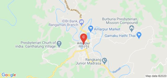 Amarpur, Gomati, Tripura, India