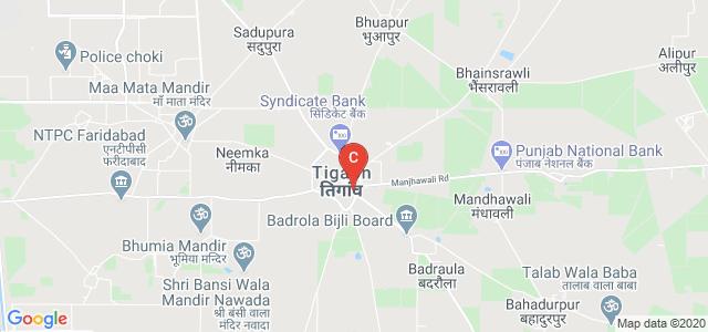 Dehat Vikas College of Pharmacy, Tigaon, Faridabad, Haryana, India