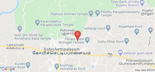 P.K.R Arts College For Women, Gobichettipalayam, Erode, Tamil Nadu, India