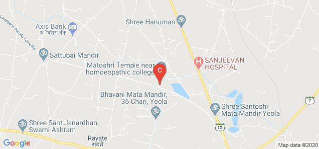 SND College of Pharmacy, Lasalgaon Patoda Yeola Road, Babhulgaon Kh., Maharashtra, India