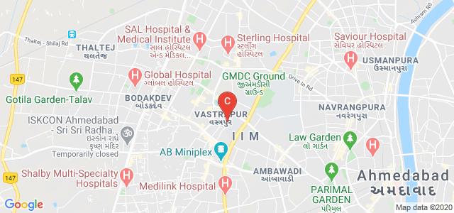 R J Tibrewal Commerce College, Near IIM, Mahavir Nagar society, Vastrapur, Ahmedabad, Gujarat, India
