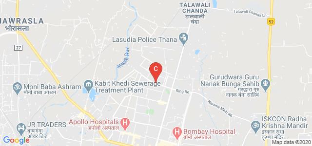 Smriti College of Pharmaceutical Education, Indore, MR 11, Dewas Naka, Scheme 78 Part 1 Phase 2, Indore, Madhya Pradesh, India