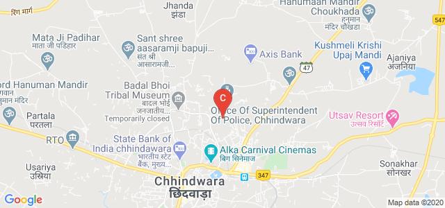 Government P.G. College Ground, Ganesh Colony, Chhindwara, Madhya Pradesh, India