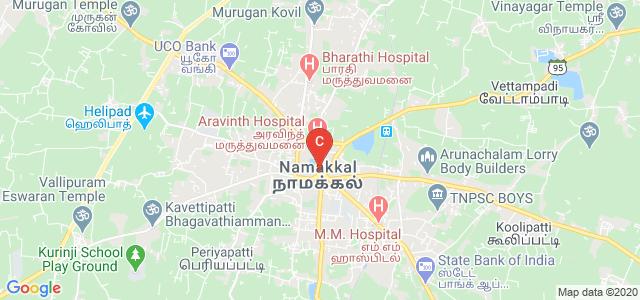 Namakkal, Tamil Nadu, India