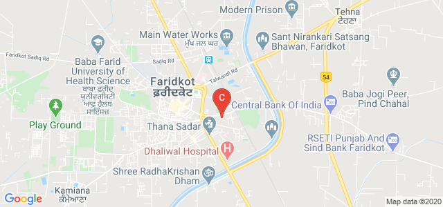 Government Brijindra College, Balbir Basti, Faridkot, Punjab, India