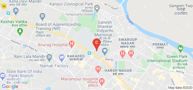 College Of Nursing, GT Road, Sarvodaya Nagar, Kanpur, Uttar Pradesh, India