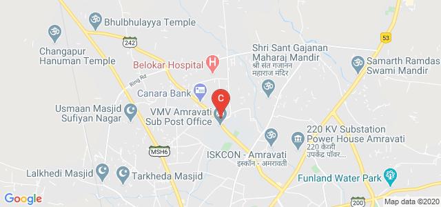 Government College of Pharmacy, Holywood Nagar, Amravati, Maharashtra, India