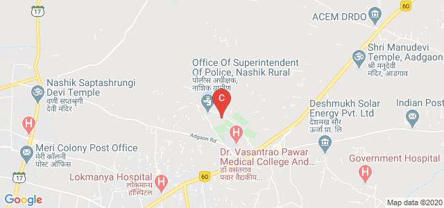 METS Institute Of Pharmacy, Bhujbal Knowledge City, Adgaon, Nashik, Maharashtra, India