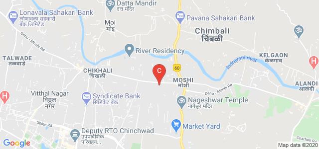 Modern College of Pharmacy (For Ladies), Dehu - Alandi Road, MIDC, Moshi, Pimpri-Chinchwad, Maharashtra, India