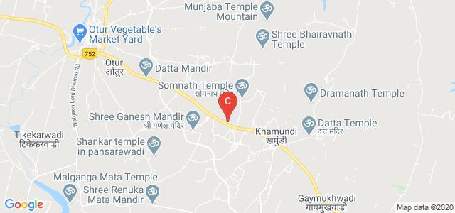 Sharadchandra Pawar College of Pharmacy, National Highway 222, Dumbarwadi, Maharashtra, India