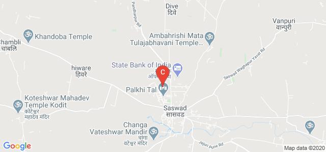 Seth Govind Raghunath Sable College of Pharmacy, Swarna Nagari, Saswad, Maharashtra, India