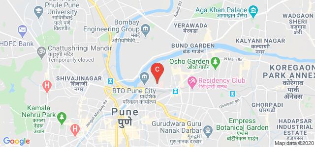 All India Shri Shivaji Memorial Societys, RB Motilal Kennedy Road, Near R.T.O, Sangamvadi, Pune, Maharashtra, India