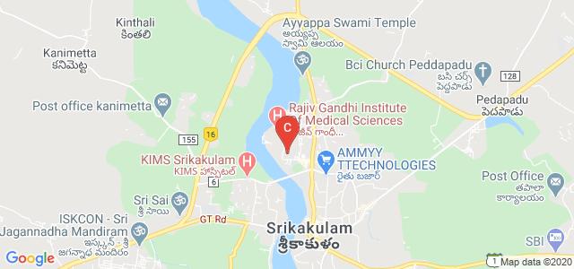 Government Degree College (Men), Shanti Nagar Colony, Balaga, Srikakulam, Andhra Pradesh, India