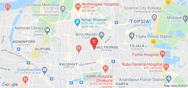 Garcha, Ballygunge, Kolkata, West Bengal 700019, India