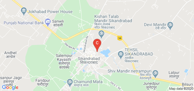 J.S Post Graduate College, Sikandrabad, Uttar Pradesh, India