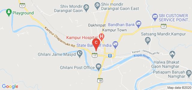 KAMPUR COLLEGE, KAMPUR, NAGAON, Nagaon, Assam, India