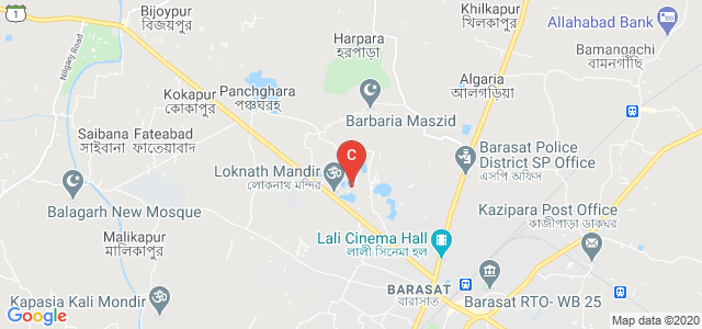 NIMAS, Barasat, Kolkata, West Bengal, India