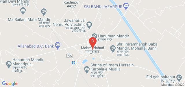Mahmudabad, Sitapur district, Uttar Pradesh 261203, India