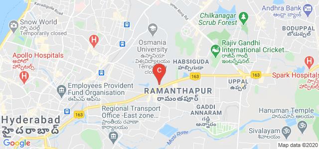 JSPS Government Homeopathic Medical College, Rahat Nagar, Ramanthapur, Hyderabad, Telangana, India