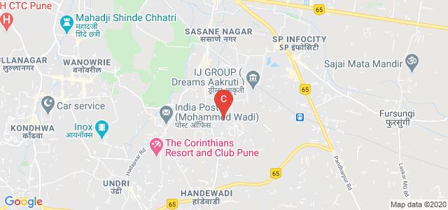JSPM's Jayawantrao Sawant College Of Engineering, Handewadi Road, Satav Nagar, Hadapsar, Pune, Maharashtra, India