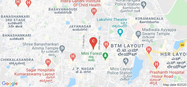 Jain College Jamshedpur, 41st Cross Road, Kottapalya, Jayanagara 9th Block, Jayanagar, Bengaluru, Karnataka, India