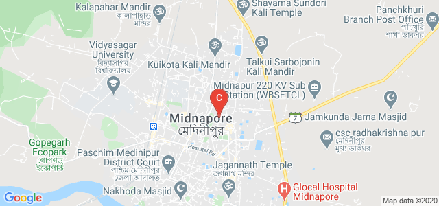 Kaibalyadayini College of Commerce & General Studies, Khudiram Nagar, Medinipur, Paschim Medinipur, West Bengal, India