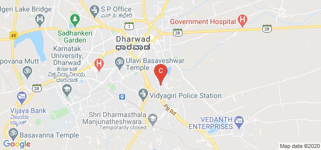 Dharwad, Karnataka 580004, India