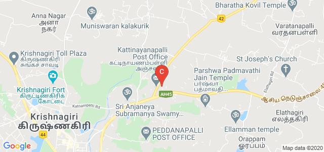 Krishna Arts & Science College, DIET, Krishnagiri, Tamil Nadu, India