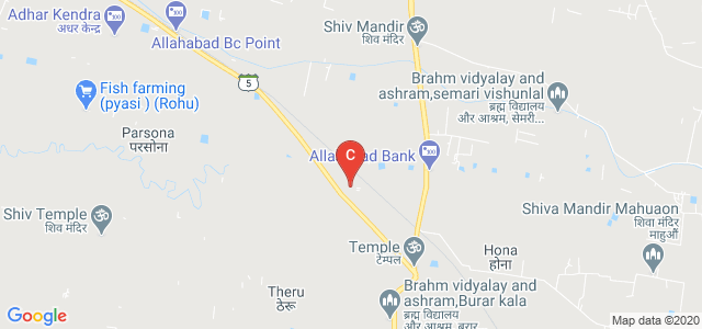 ISHWAR PRASAD MAHAVIDYALAYA, Pashi Kalana, Sonebhadra, Uttar Pradesh, India