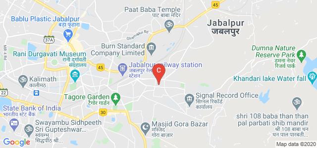 Navyug Arts & Commerce College, Govindh Bhavan Colony, South Civil Lines, Jabalpur, Madhya Pradesh, India