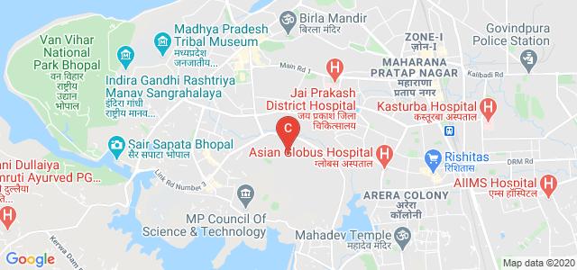 Indian Institute of Information Technology (IIIT) Bhopal, Maulana Azad National Institute of Technology, Bhopal, Madhya Pradesh, India